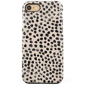 Burga iPhone SE (2020) / 8 / 7 Tough Fashion Deksel - Almond Latte