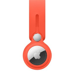 Original Apple AirTag Rem - Elektrisk Oransje