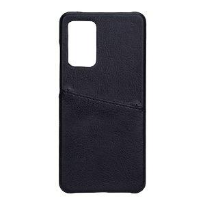 GEAR Onsala Collection Samsung Galaxy A52s (5G) / A52 (4G / 5G) Skinn Deksel m. Kortlomme - Svart