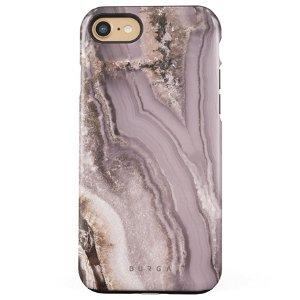 Burga iPhone SE (2020) / 8 / 7 Tough Fashion Deksel - Golden Taupe