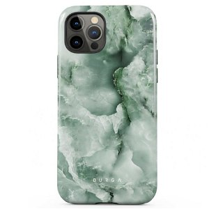 Burga iPhone 12 Pro Max Tough Fashion Deksel - Pistachio Cheesecake
