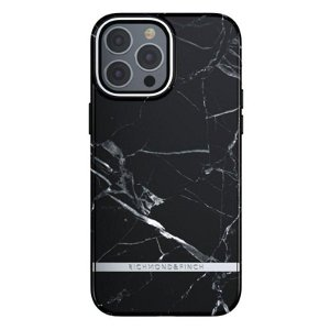 Richmond & Finch iPhone 13 Pro Max Freedom Deksel - Black Marble
