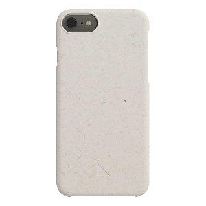 A Good Company iPhone SE (2020) / 8 / 7 100% Plantebasert Deksel - Vanilla White