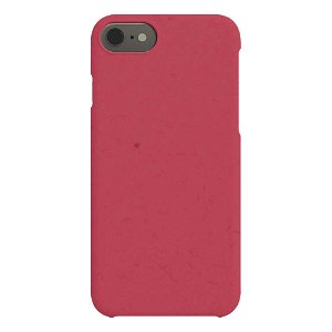 A Good Company iPhone SE (2020) / 8 / 7 100% Plantebasert Deksel - Pomegrante Red