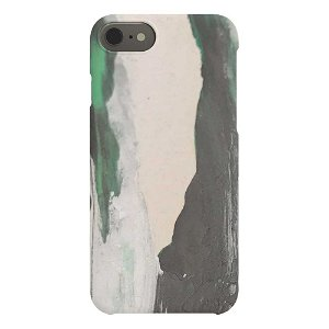 A Good Company iPhone SE (2020) / 8 / 7 100% Plantebasert Deksel - Green Paint