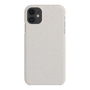 A Good Company iPhone 11 100% Plantebasert Deksel - Vanilla White