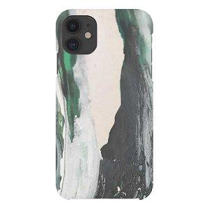 A Good Company iPhone 11 100% Plantebasert Deksel - Green Paint