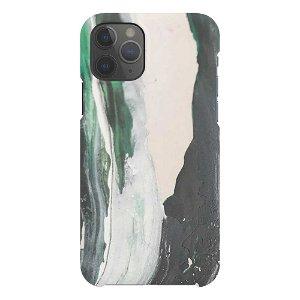 A Good Company iPhone 11 Pro 100% Plantebasert Deksel - Green Paint