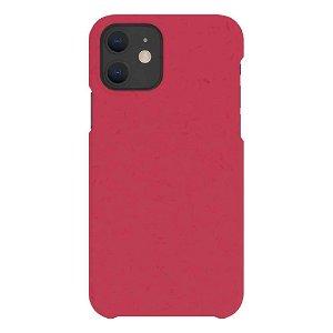 A Good Company iPhone 12 Mini 100% Plantebasert Deksel - Pomegranate Red