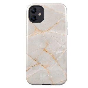 Burga iPhone 12 Mini Tough Fashion Deksel - Vanilla Sand
