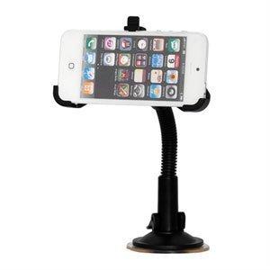 iPhone 5/5S/SE Bilholder med Sugekopp