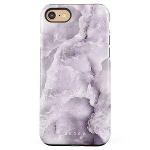 Burga iPhone SE (2020) / 8 / 7 Tough Fashion Deksel - Black Currant