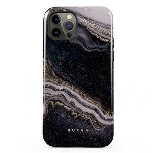 Burga iPhone 12 / 12 Pro Tough Fashion Deksel - Magic Night
