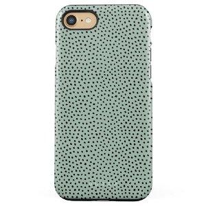 Burga iPhone SE (2020) / 8 / 7 Tough Fashion Deksel - Mint Gelato