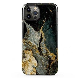 Burga iPhone 12 / 12 Pro Tough Fashion Deksel - Northern Lights