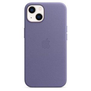 Original Apple iPhone 13 Skinn MagSafe Deksel Blåregn (MM163ZM/A)