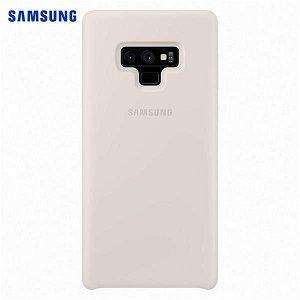 Original Samsung Galaxy Note 9 Silicone Case EF-PN960TW Hvit