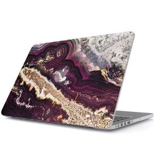"Burga Macbook Pro 13"" Fashion Deksel - Purple Skies"