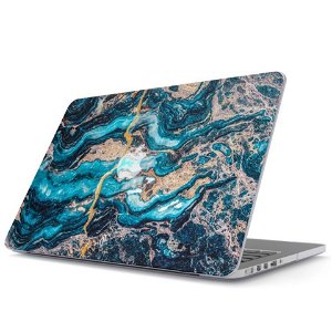 Burga Macbook Pro 16 Fashion Deksel - Mystic River