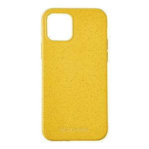 iPhone 12 Mini GreyLime 100% Plantebasert Deksel - Gul - Kjøp et Deksel & Plant et Tre