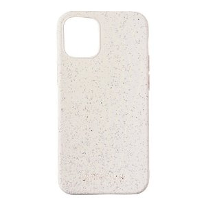 iPhone 12 Pro Max GreyLime 100% Plantebasert Deksel - Hvit - Kjøp et Deksel & Plant et Tre