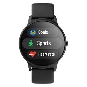 Forever ForeVive 2 SB-330 Fitness Smartwatch med Pulsmåler & Skritteller - Svart
