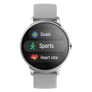Forever ForeVive 2 SB-330 Fitness Smartwatch med Pulsmåler & Skritteller - Sølv