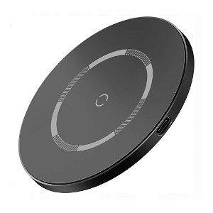 Baseus Simple Trådløs lader 15W - MagSafe Kompatibel - Sort