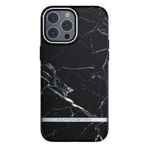 Richmond & Finch iPhone 13 Pro Freedom Deksel - Black Marble