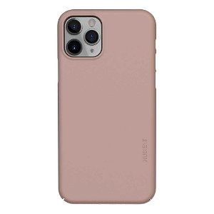 Nudient Thin Case V3 iPhone 11 Pro Deksel - Dusty Pink