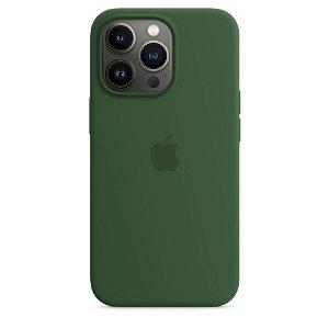 Original Apple iPhone 13 Pro MagSafe Silikondeksel Kløver (MM2F3ZM/A)