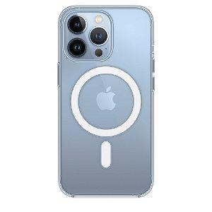 Original Apple iPhone 13 Pro Clear MagSafe Deksel Gjennomsiktig (MM2Y3ZM/A)