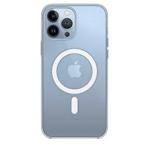 Original Apple iPhone 13 Pro Max Clear MagSafe Deksel Gjennomsiktig (MM313ZM/A)