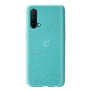 Original OnePlus Nord CE (5G) Bumper Case - Plantebasert - Blue