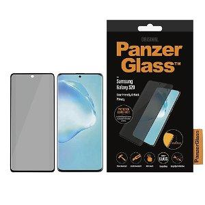 PanzerGlass Privacy Samsung Galaxy S20 Panserglas Svart - Case Friendly