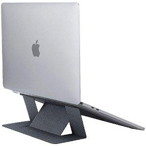 MOFT Laptopstativ - Sammenleggbart Stativ - Grå