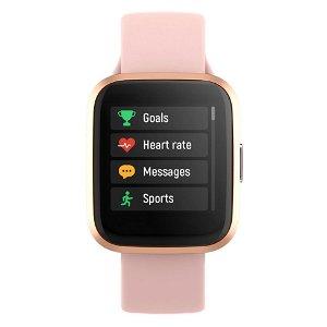 Forever ForeVigo 2 SW-310 Fitness Smartwatch med Pulsmåler & Skritteller - Rose Gold
