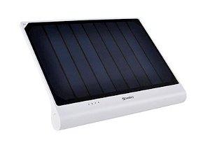 Sandberg Solar PowerBank XL 5000mAh / Eksternt Batteri - Svart / Hvit