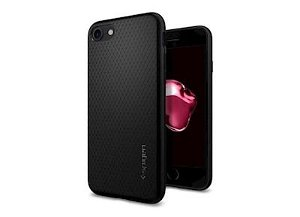 SPIGEN Liquid Armor Deksel iPhone 8/7 - Svart