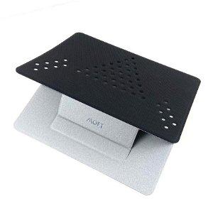 MOFT bærbar stativ | Ikke-selvklebende - Sammenleggbart stativ - Sølv